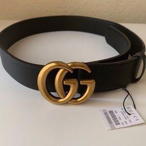 ÌNew Gucci Belt Áùthêntïć Double G Marmot